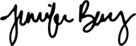 Jennifer Berry Signature